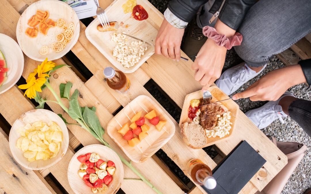 Sustainable picnicking